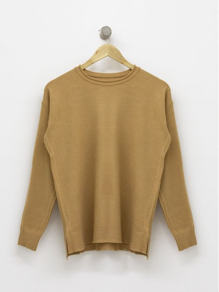 SWEATER LUCY CAMEL